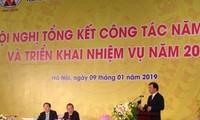 Deputi PM Trinh Dinh Dung: Grup Industri Batu Bara dan Mineral Viet Nam harus menjamin suplai cukup batu bara bagi perekonomian