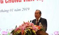 """Deputi Harian PM Truong Hoa Binh: Notaris haruslah """"penjaga pintu"""" yang tepercaya"""