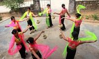 Melestarikan kebudayaan tradisional dari kelub-kelub konservasi kebudayaan di Kabupaten Sin Ho, Provinsi Lai Chau