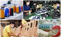 Viet Nam mencapai surplus perdagangan sebesar 28 miliar USD terhadap Eropa