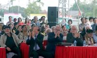 Hari Sajak Viet Nam ke-17 tahun 2019 turut menyosialisasikan kesusastraan Viet Nam kepada dunia