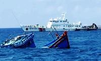 Viet Nam meminta supaya memberikan santunan yang  layak atas kerugian-kerugian yang diderita oleh nelayan Viet Nam
