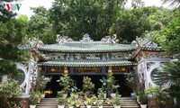 Ngu Hanh Son menciptakan keanekaragaman kebudayaan Agama Buddha