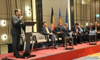 Viet Nam memperkenalkan peluang-peluang investasi di Belgia