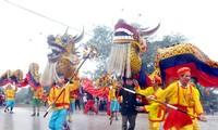 Pesta desa:Ruang budaya dari peradaban padi sawah