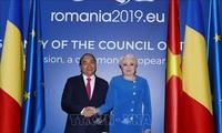 Pernyataan Bersama Viet Nam-Rumania: Memperdalam lebih lanjut lagi hubungan Viet Nam-Rumania