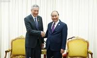 Viet Nam dan Singapura sepakat cepat membangun Zona Industri Viet Nam-Singapura di Provinsi Quang Tri