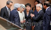 Sekjen, Presiden Nguyen Phu Trong mengirimkan surat kepada Ayah Kaisar Jepang, Akihito