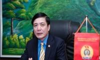 PM Pemerintah akan melakukan dialog dengan para buruh yang punya teknik tinggi pada Bulan Buruh