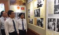 """Meresmikan kamar pemajangan tambahan """"Beberapa aktivitas Presiden Ho Chi Minh di Kepresidenan"""""""