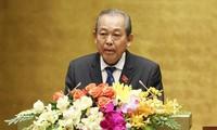 Viet Nam mempertahankan dengan mantap target pengembangan sosial-ekonomi