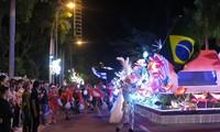 Festival Jalanan di Kota Da Nang yang bergelora