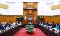 Viet Nam mendukung Italia memperkuat hubungan dengan negara-negara ASEAN