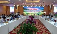 """Lokakarya """"Asosiasi Petani Viet Nam ikut mengembangkan sosial-ekonomi daerah pemukiman warga etnis minoritas dan daerah pegunungan"""""""
