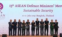 Menhan ASEAN mencapai kesepakatan tentang keamanan yang berkesinambungan