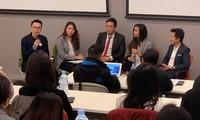 Mahasiswa Viet Nam di Australia antusias dengan lomba Ide Start-up