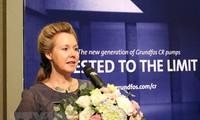 Denmark bersedia berbagi pengalaman tentang menghadapi perubahan  iklim