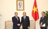 Memperkuat hubungan kemitraan yang intensif dan ekstensif antara Viet Nam dan Jepang