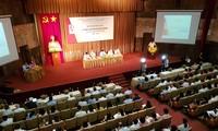 """Lokakarya dengan tema: """"Testamen Presiden Ho Chi Minh-Nilai teori dan praktek"""""""