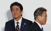 Ketegangan dagang Jepang-Republik Korea belum ada jawaban