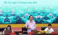 Deputi PM Vuong Dinh Hue: Meningkatkan hasil-guna pengelolaan dan penggunaan lahan di berbagai perusahaan pertanian dan kehutanan