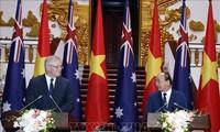 PM Australia mengakhiri kunjungan resmi di Viet Nam