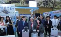 Pembukaan Pameran internasional tentang kontrol dan otomatisasi tahun 2019