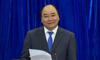 PM Nguyen Xuan Phuc: Proaktif melaksanakan lebih baik lagi pekerjaan menghadapi dan mengatasi dengan cepat akibat hujan dan banjir
