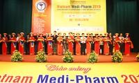 Dua puluh lima negara dan teritori ikut serta dalam Pameran Kesehatan Internasional Viet Nam 2019