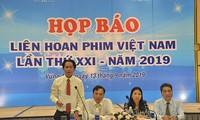 Festival Film Viet Nam ke-21 berlangsung dari 23-27 November di Provinsi Ba Ria-Vung Tau