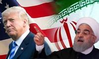 Dalih  AS untuk menimbulkan tekanan memaksa Iran kembali ke meja perundingan