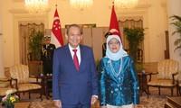 Singapura menganggap Viet Nam sebagai satu tipikal perkembangan yang berhasil-guna