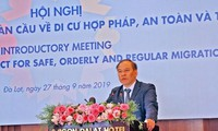 Viet Nam aktif ikut serta dalam permufakatan global tentang migrasi yang legal, aman dan tertib