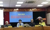 Simposium tentang hak dan kepentingan yang sah dari Viet Nam di Laut Timur menurut hukum internasional