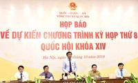 Persidangan ke-8 MN angkatan XIV akan dibuka pada Senin (21 Oktober)