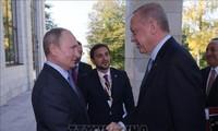 Presiden Bashar al-Assad mendukung permufakatan Rusia-Turki tentang Suriah