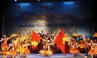 Cerahlah selama-lamanya  persahabatan Viet Nam-Laos