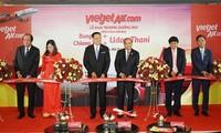 PM Nguyen Xuan Phuc menghadiri peresmian misi penerbangan baru di Thailand