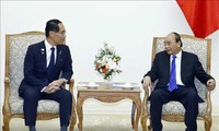 Daerah-daerah Viet Nam dan Jepang memperkuat kerjasama