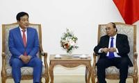 PM Nguyen Xuan Phuc: Badan-badan usaha Republik Korea supaya terus memperkuat investasi di Viet Nam