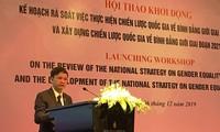 Viet Nam mencapai banyak kemajuan tentang kesetaraan gender di bidang-bidang sosial-ekonomi