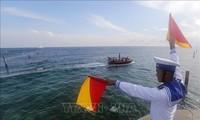 Aktif melakukan kerjasama internasional tentang laut untuk melaksanakan UNCLOS