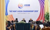 Deputi Menlu Nguyen Quoc Dung memberikan informasi tentang Tahun Keketuaan ASEAN 2020