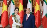 Pernyataan Bersama Viet Nam-Myanmar