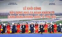Provinsi Thua Thien Hue mulai membangun Terminal T2 dari Bandara Internasional Phu Bai