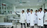 Viet Nam memberikan prioritas primer terhadap pencegahan dan penanggulangan wabah-wabah penyakit yang berbahaya