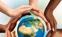 Bersatu dan bekerjasama: Kunci untuk memecahkan krisis global