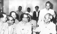 Mementingkan penggunaan orang yang berbakat dan bermoral merupakan haluan konsekuen dari Partai Komunis Viet Nam