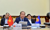 Rapat para pejabat senior ASEAN