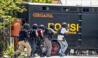 Serangan teror ada faktor IS di Indonesia